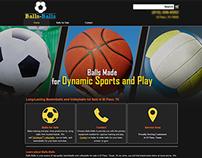 Sports - Web Design