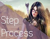 Dazullia - proceso