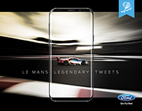 Le Mans Legendary Tweets