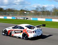 Tom Onslow-Cole // British GT Championship