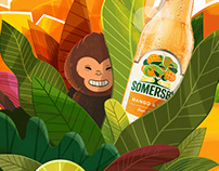 Somersby Mango&Lime