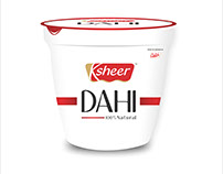 Ksheer Dahi (Toned Milk)