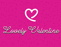 Lovely Valentine Day Free Font