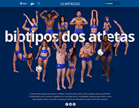 Biotipos dos Atletas