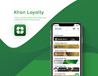 Khan Loyalty Mobile App