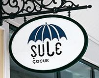Şule Çocuk Logo Type