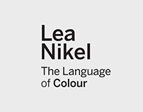 Lea Nikel - The Language of Colour