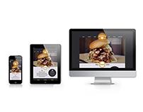 Responsive Restaurant Design