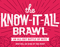 The Know-It-All-Brawl Creative