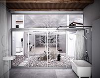 Interior,_House Kazuyo Sejima-SANAA