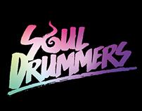 SOUL DRUMMERS Dancing Team LOGO