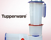 Tupperware drystorage creatives