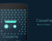 Cassette | Music Player