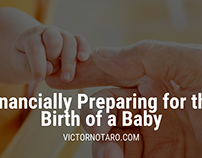 Victor Notaro | Financially Preparing for Your Baby