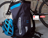 ABUS // COMMUTER CYCLING BAG