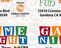 Game Night @ Chemical Recovery Ministry