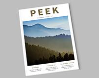 PEEK magazine