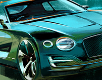 Art Bentley EXP 10 Speed 6