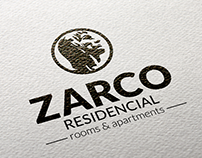 Zarco Rooms & Apartments Identity