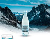 Novoterskaya water. Digital design.