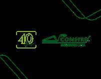 40 anos - Constrix Eng.