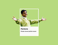 Pantone: tamil pop culture
