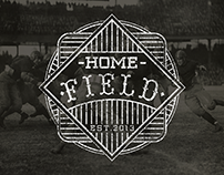 Homefield Sporting Co Branding and Apparel