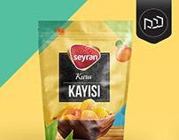 Seyran - Doypack & Tray Design