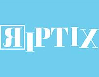 2683QCA - RIPTIX - Brand Identity