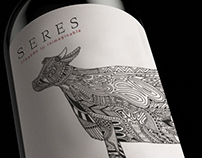 Seres Wine Packaging
