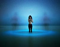Light-painting and bioluminescence