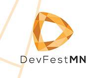 DevFest Promotional Material