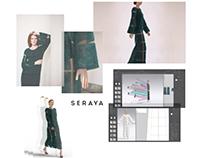 Knitwear Clo 3d dress SERAYA 2020
