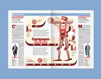 la Repubblica – Infographics 2016