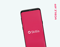 Skillis - Aplicativo para evolução de carreira