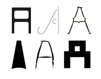 Display Type Sketches