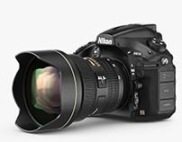 Nikon D810 A