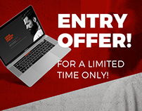Limited time website offer! Be fast and save your money