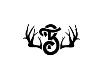 Brubaker's Taxidermy | Logo Design