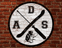Graphic design for A.D.S.