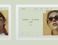 Lambda: Glasses Store (Concept)