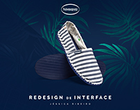 Redesign de Interface – e-Commerce Havaianas