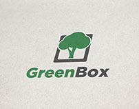 Green Box | Logo Template