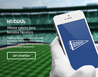 HUDDUL Marketing Site