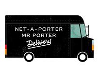 Mr Porter/Net-A-Porter Christmas Campaign 2016
