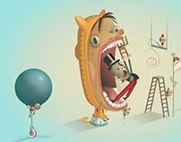 A GoGo - Big Mouths
