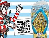 WALLY HAVAIANAS flip flops APP