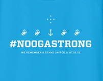 #NoogaStrong T-shirt