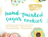 CBS: Sweet Sessions (Hand-Painted Sugar Cookies)