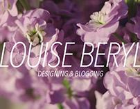 Louise Beryl Design // Branding